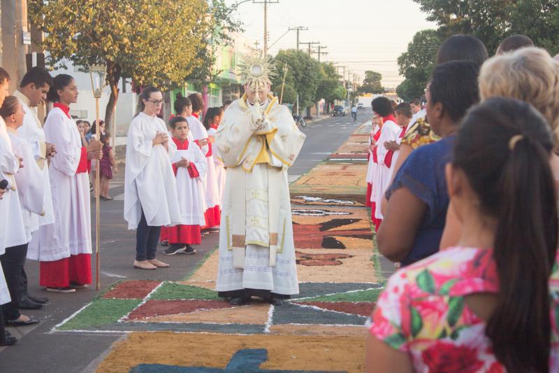 Corpus Christi em Bataguassu