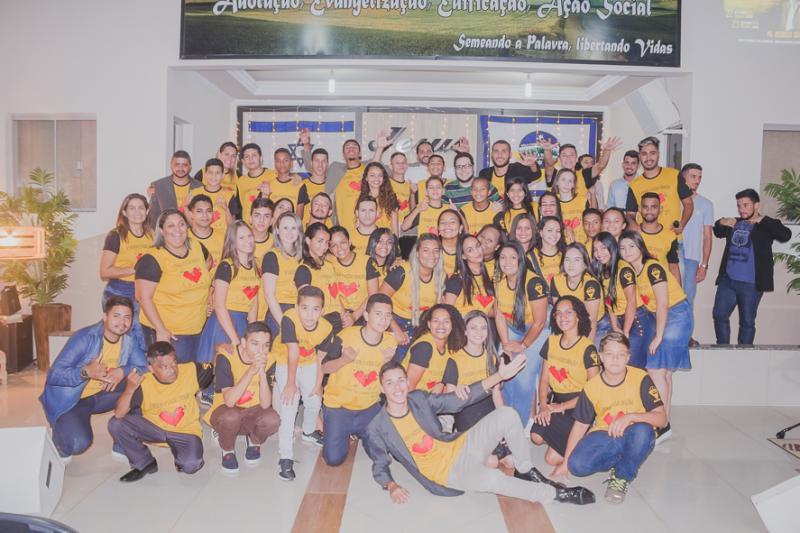 3º Congresso Unificado de Jovens e Adolescentes - Igreja Evangélica Deus é Verdade - Bataguassu