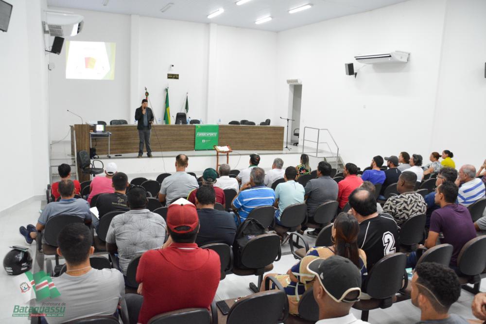 Foto Assecom Prefeitura de Bataguassu
