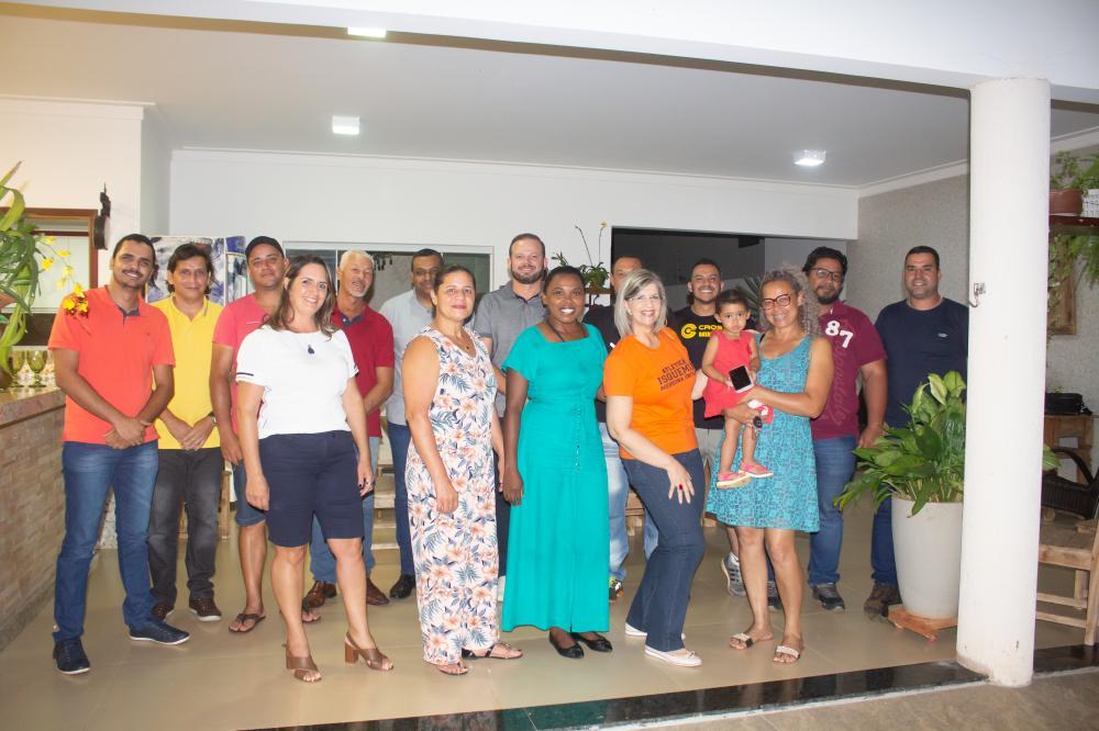 A definição da aliança foi referendada pelo diretório estadual do partido. O partido lançará chapa completa para vereadores no município. (Foto: Divulgação)