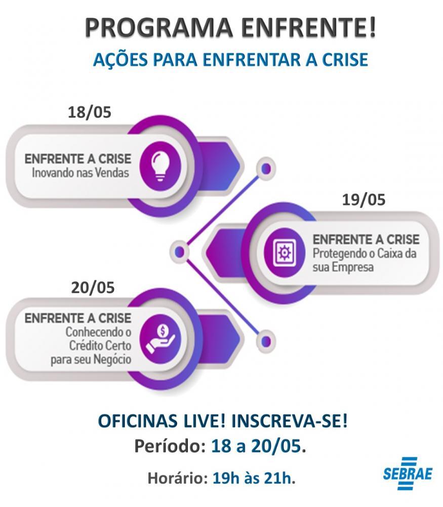 "Parceria entre Prefeitura de Presidente Epitácio e Sebrae resultam no programa ""Enfrente"", voltado para empreendedores"
