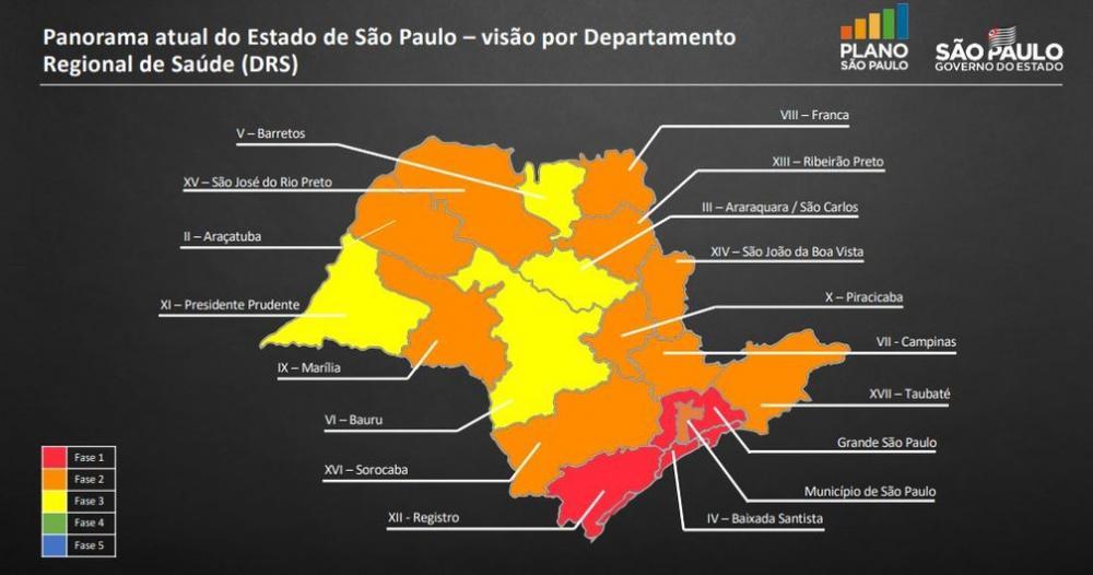 Presidente Prudente tem 129 casos positivos da Covid-19