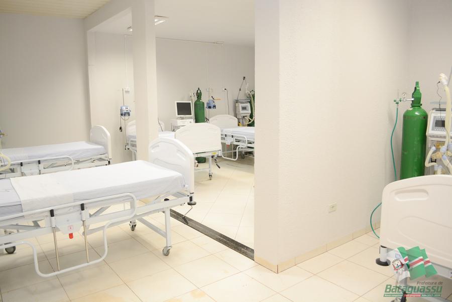 Covid avança em Bataguassu e número de casos cresce 190% em 10 dias
