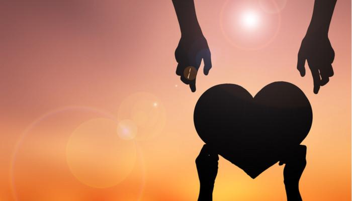 Solidariedade sinônimo de Amor