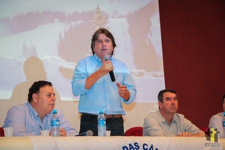 Caravina defende pacto entre Prefeituras e Câmaras em favor de gestão de excelência